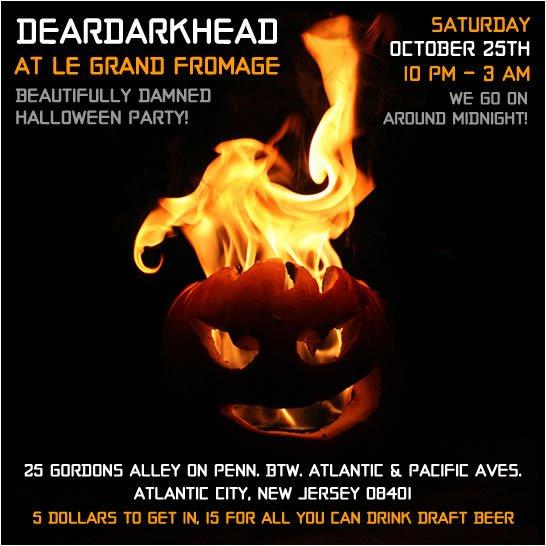 Le Grand Fromage, Atlantic City, NJ 10/25/08