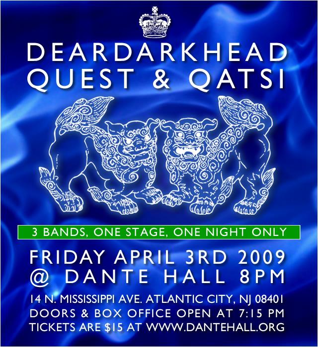 Dante Hall, Atlantic City, NJ 04/03/09