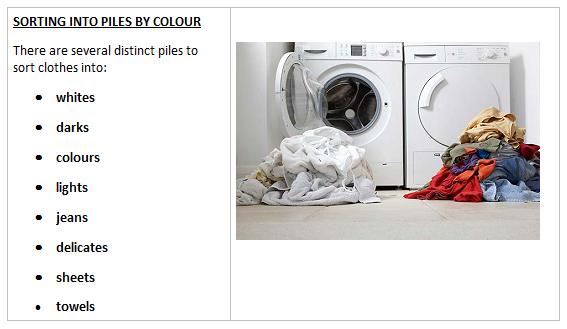 3 Laundry Training Get You Organised