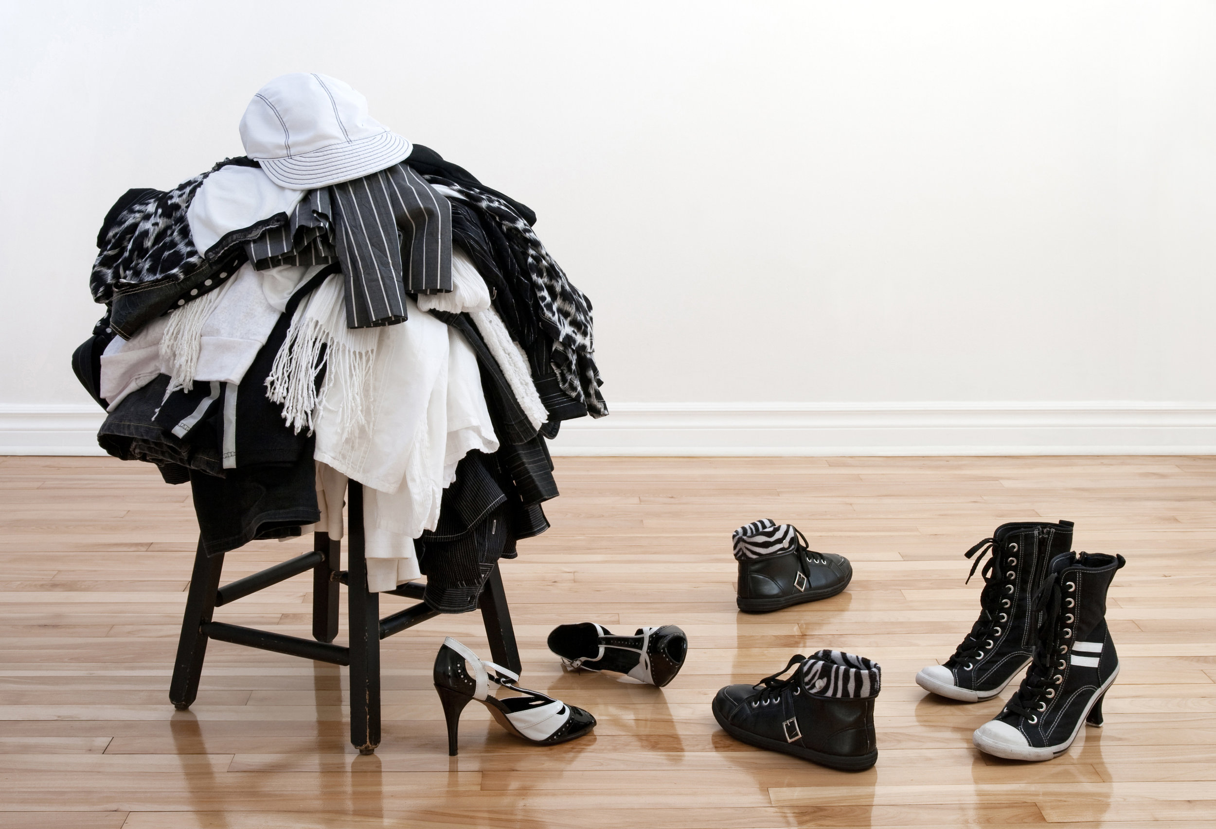 Organising - Declutter your home