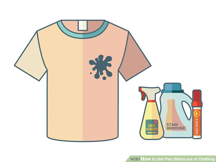 Check all clothes for stains before washing - Use a stain removal spray prior to washing, or soak in cold water with a stain removal detergent. DO NOT USE BLEACH.