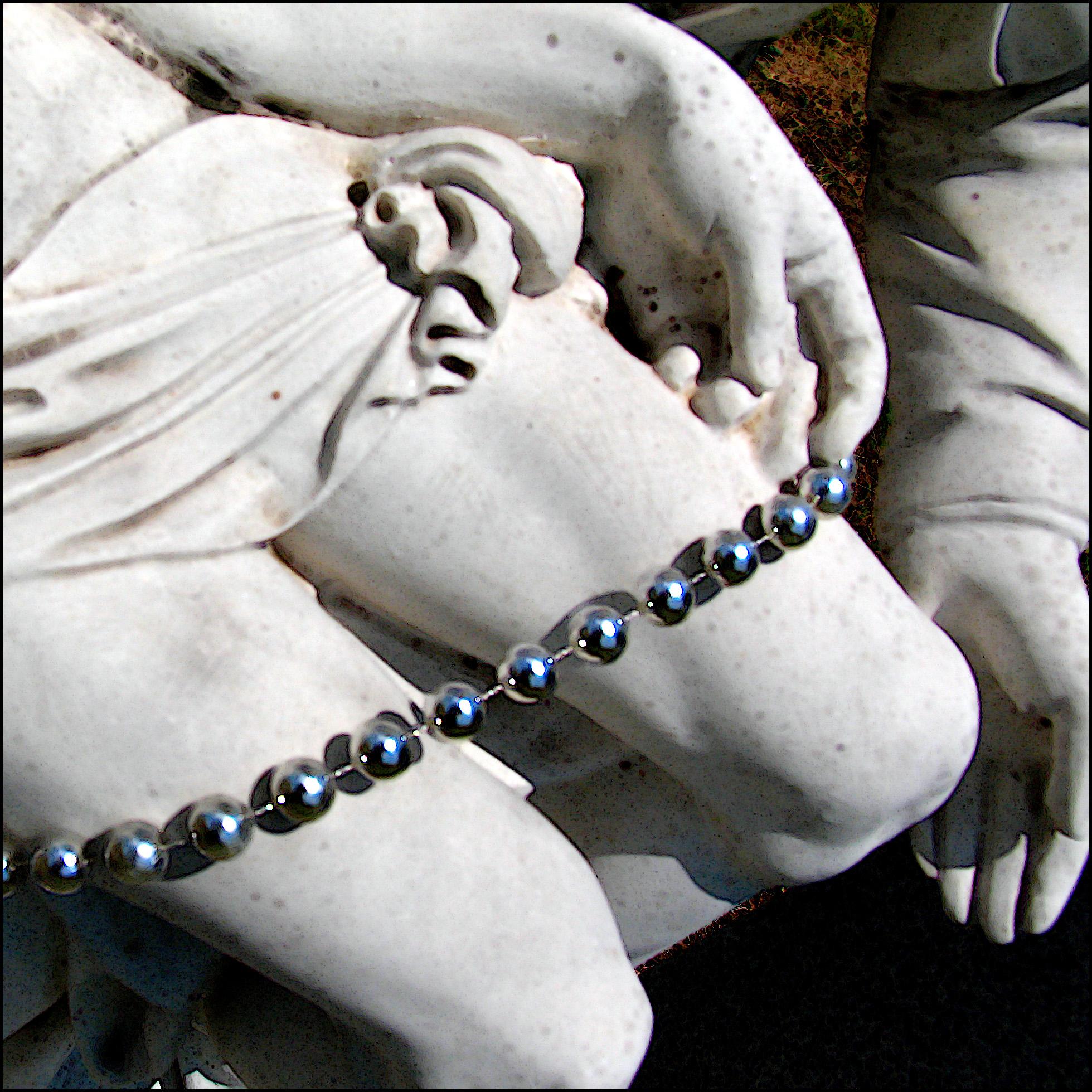 Cemetery Beads