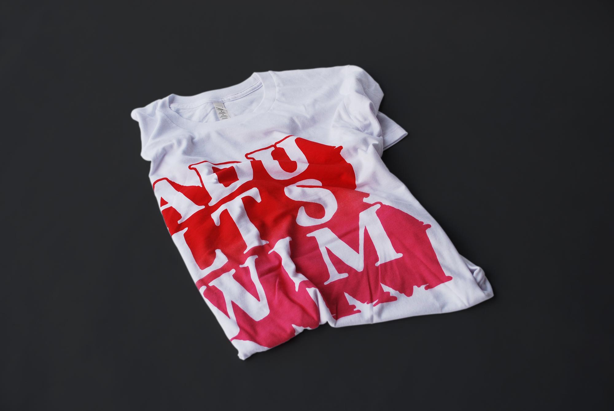 Proprietary typography for Adult Swim.