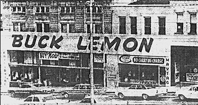 The Buck Lemon store