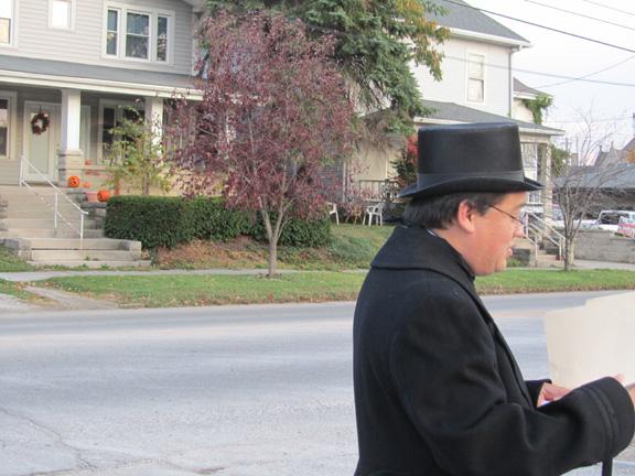 Lewis Maudlin played the part of Deputy Prosecutor Eli Stephenson.