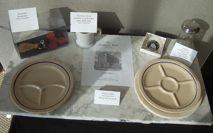 Coffee Shop memorabilia