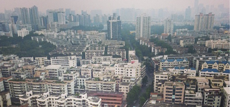 Looking Out Into Old Shekou Village