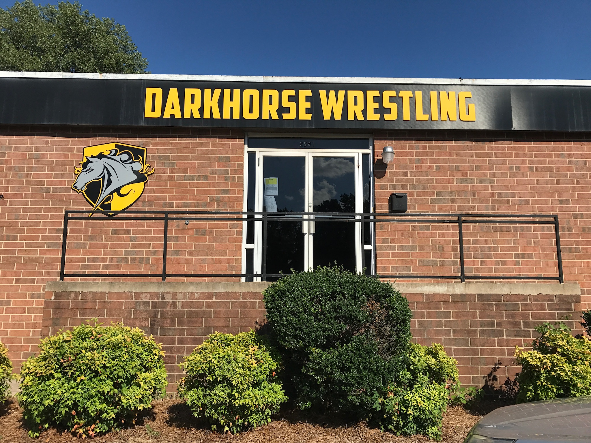 Darkhorse Wrestling Building