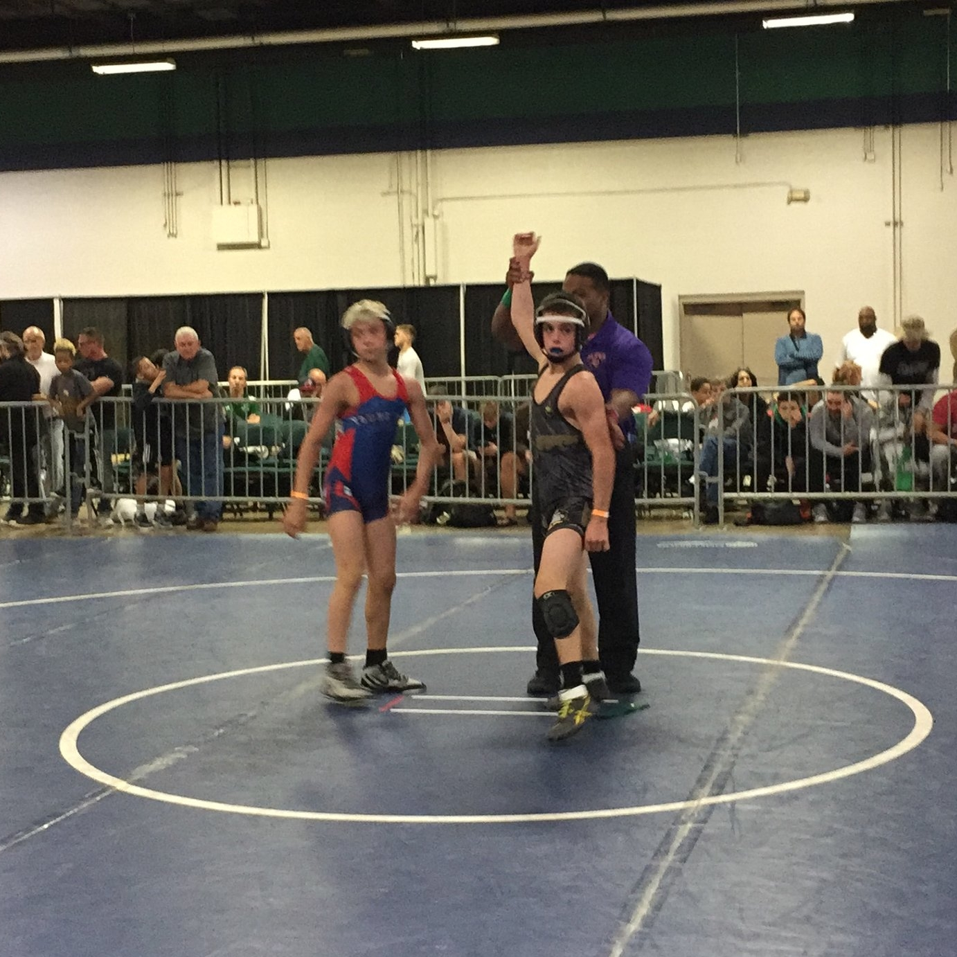 Kyle Montaperto - Middle School - Champion - 95 lbs