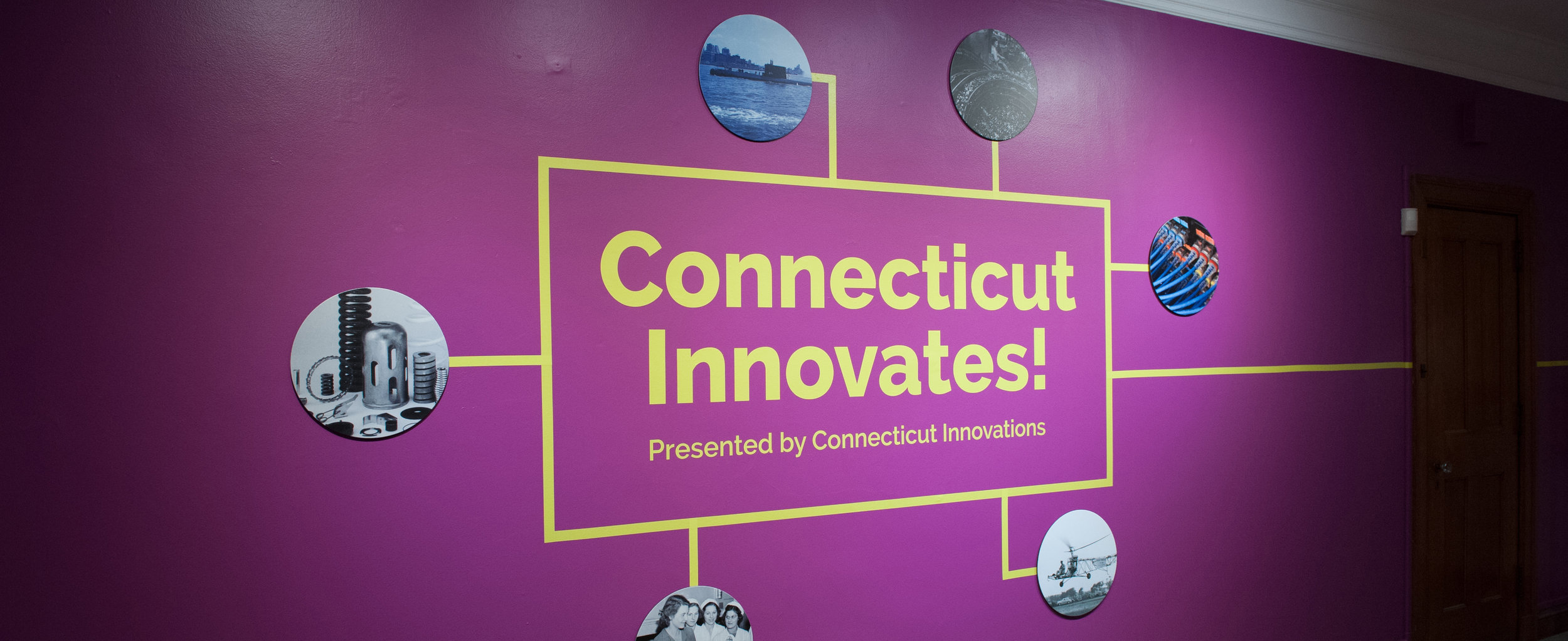 CONNECTICUT INNOVATES!