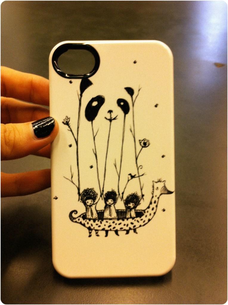 panda casing