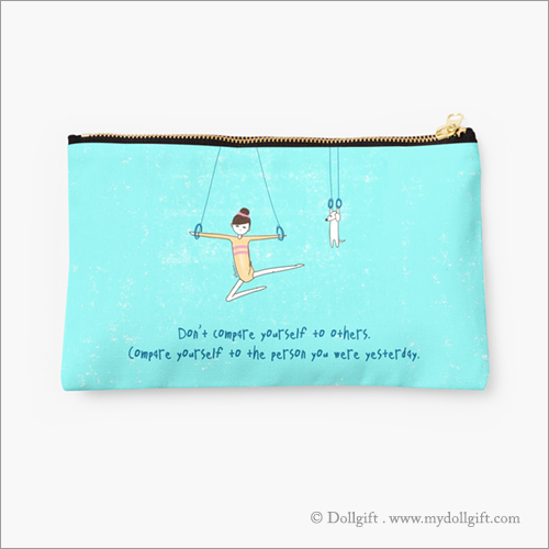 Don't Compare, Studio pouch - Small