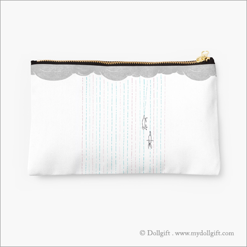 Love For The Rain, Studio pouch - Small
