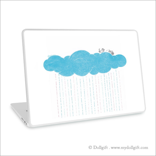 Rain Or Shine  , Laptop skin