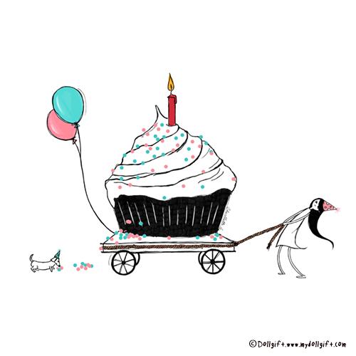 I Heard It's Your Birthday