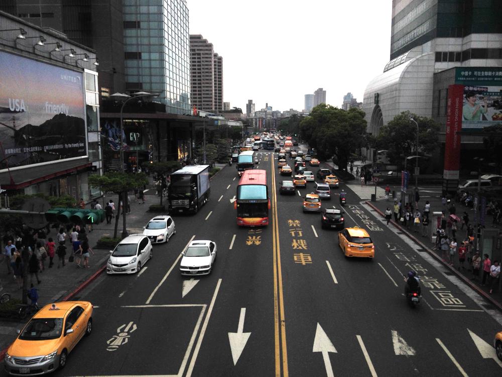 Taipei_street