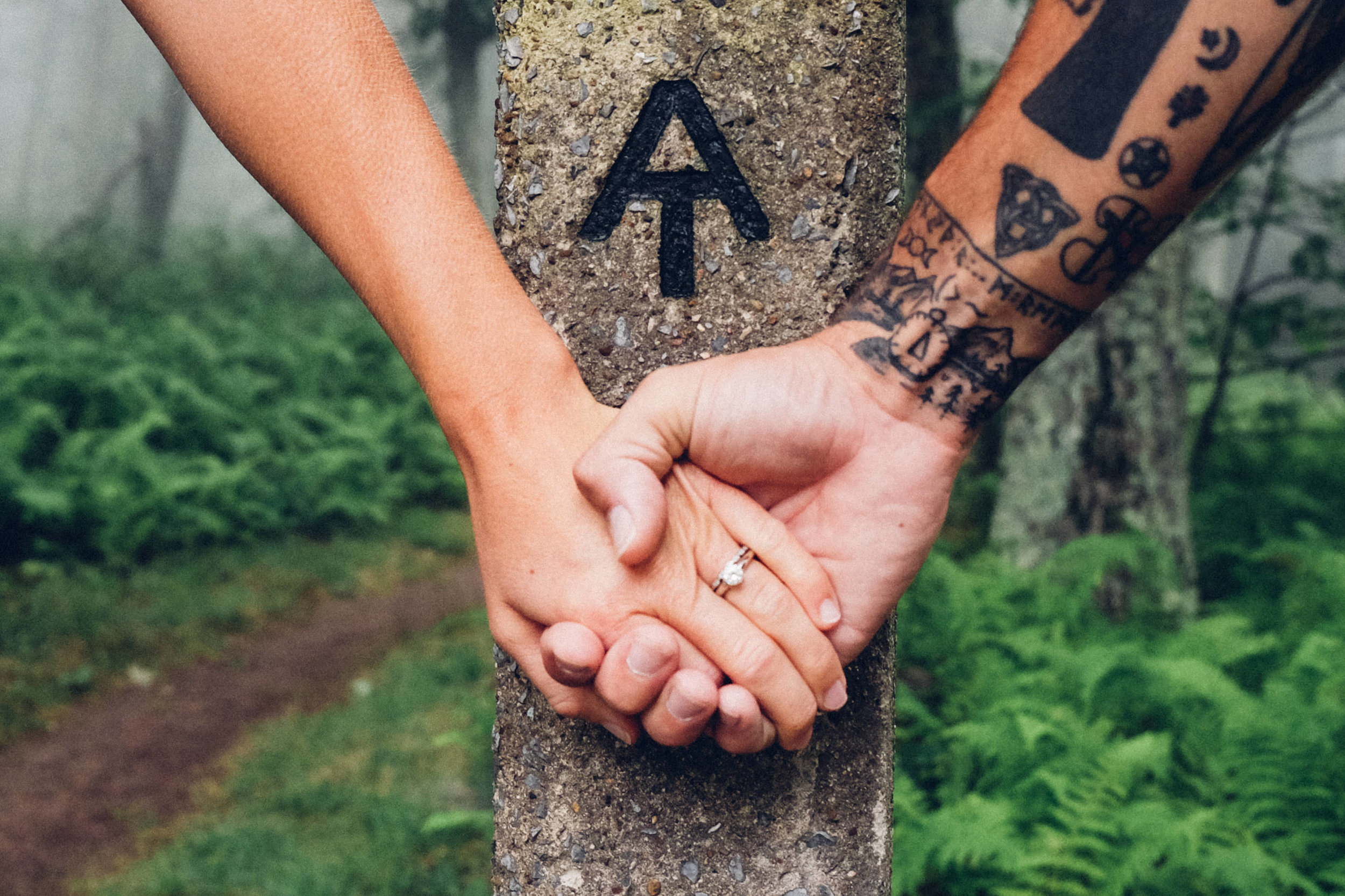 The Appalachian Trail - #lifegoals
