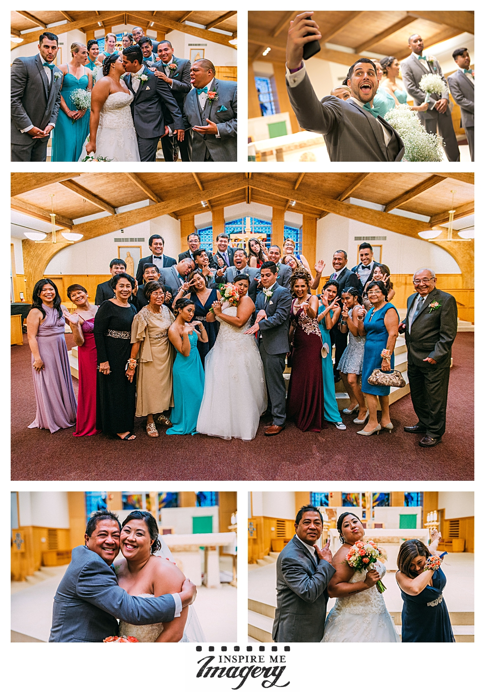 The time set aside for formal family photos usually isn't the most exciting part of our day, but this group was so awesome to work with. Nothing but laughter and smiles.