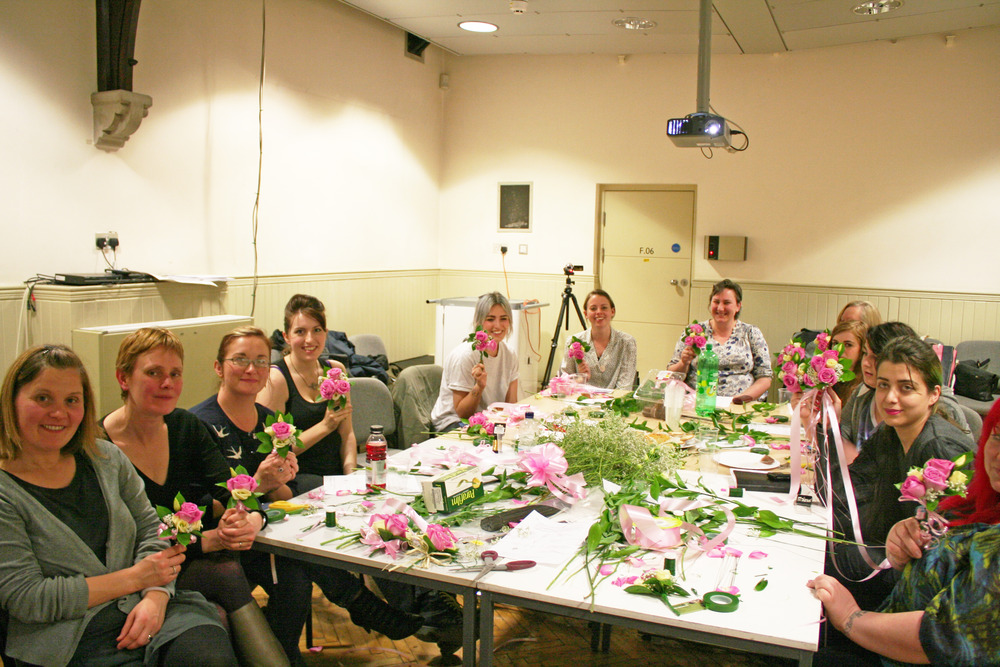The Craftswoman's Club First Meeting