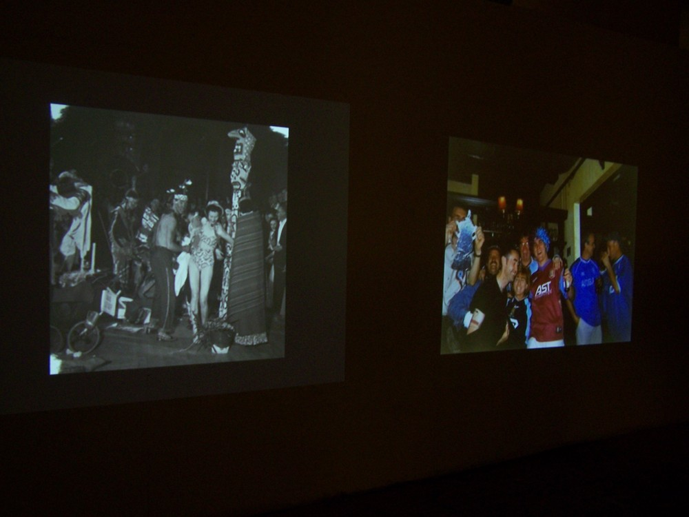 Students Never Change: Staff & Student Art Parties 1930s to Present Day | Exhibtion Opening