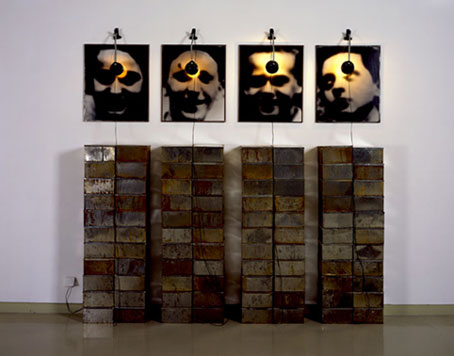 Christian Boltanski,  The Storehouse, 1988