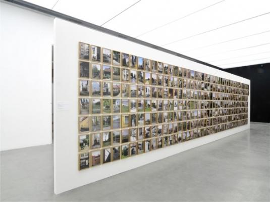 Susan Hiller, J Street Project , 2005