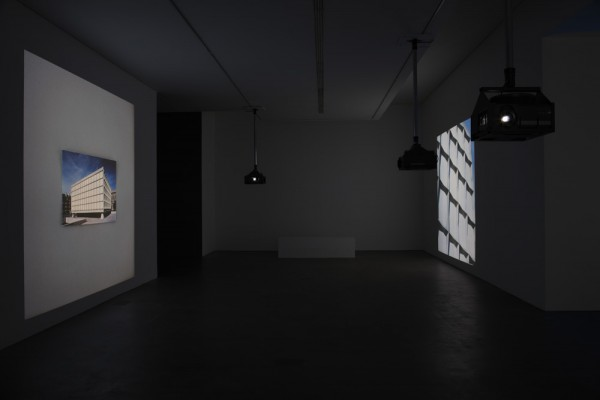 Stuart Whipps, installation shot from  Why Contribute to the Spread of Ugliness? , Ikon Gallery, 2011