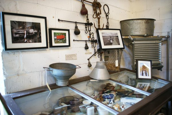 Faye Claridge, A Child for Sacrifice enters Marton Country Bygones Museum, 2015