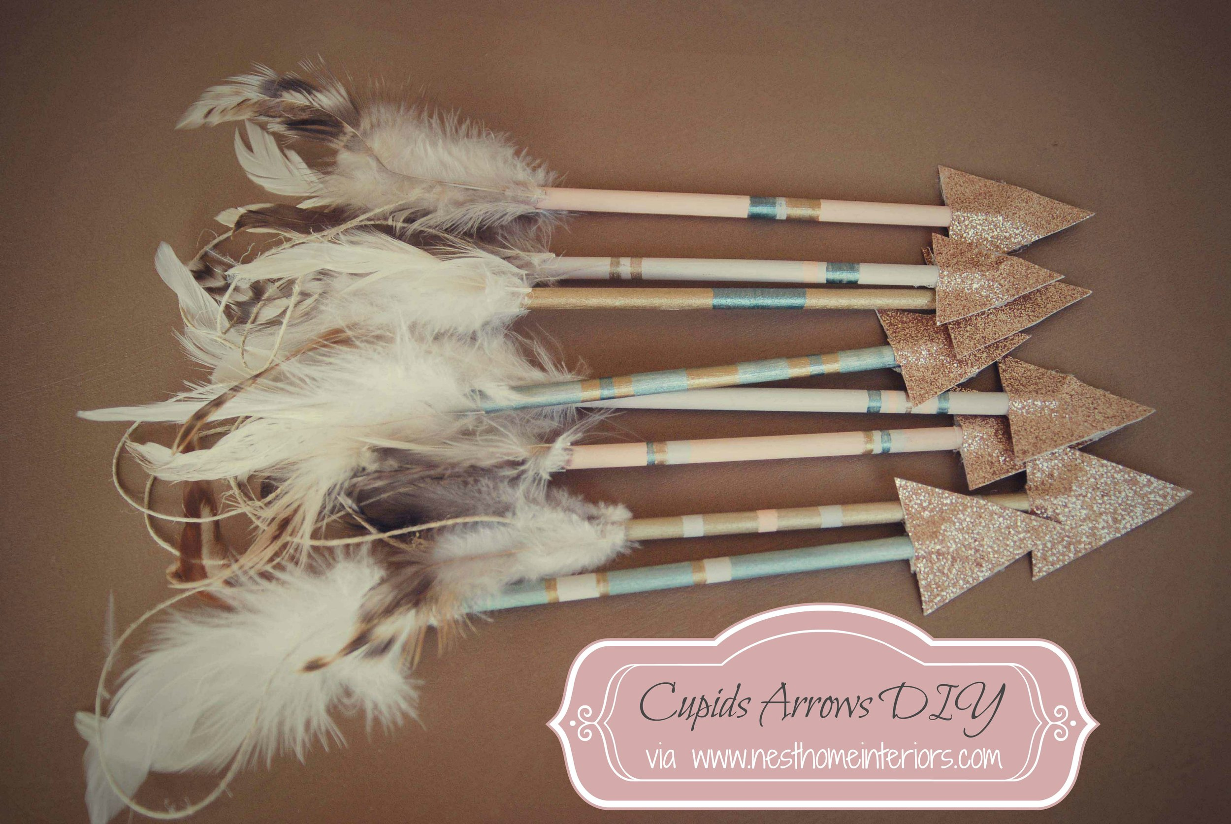 cupids arrows