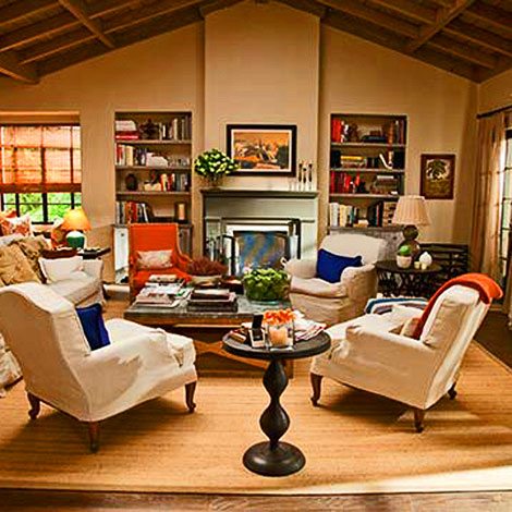 Living Room from It's Complicated