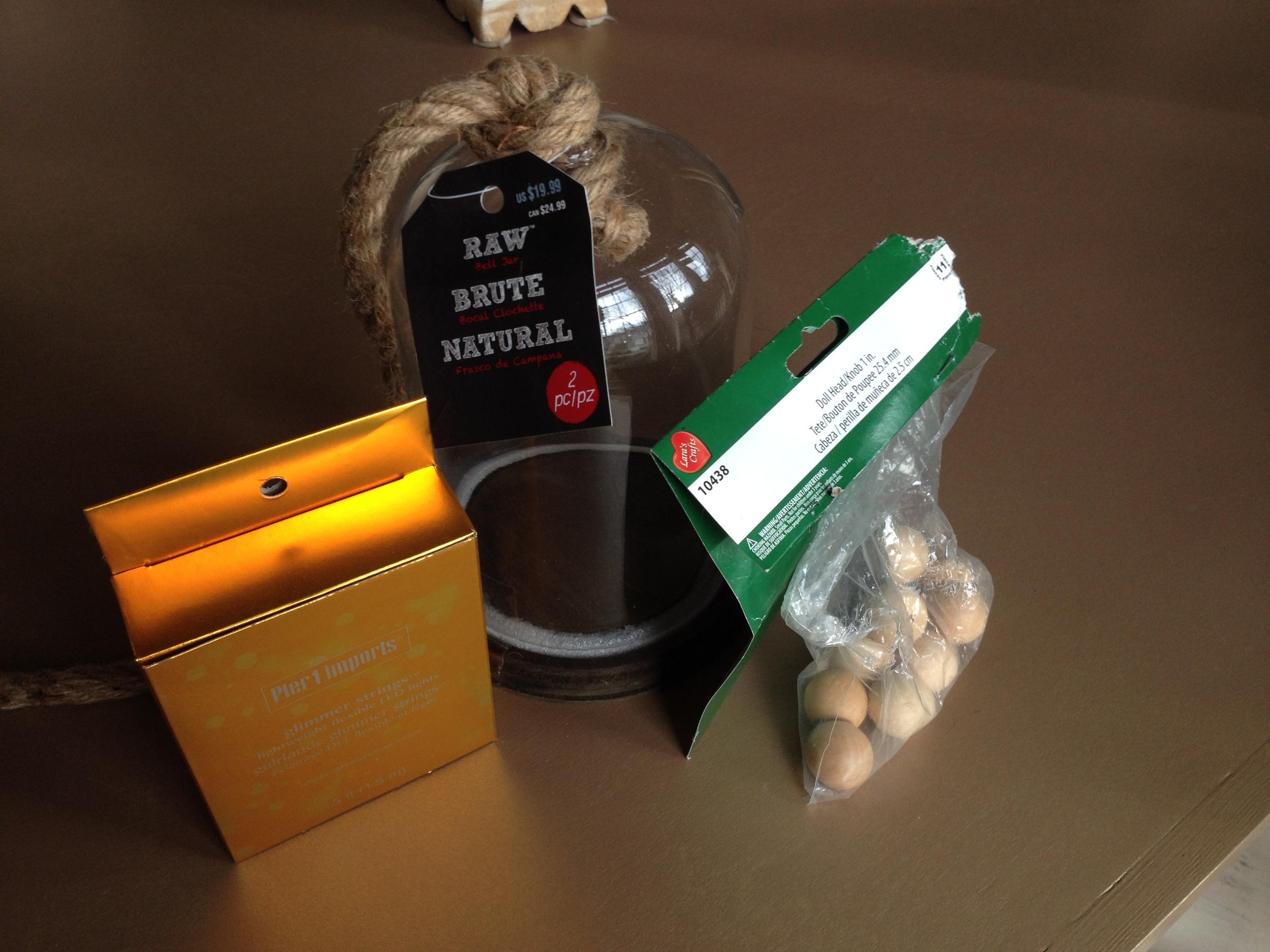 cloche supplies
