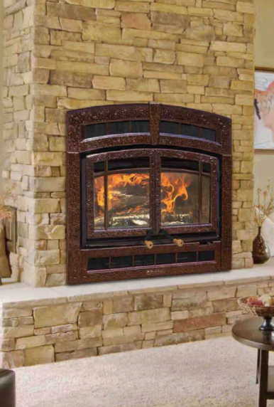 Montgomery WFP-100 Wood Burning Fireplace