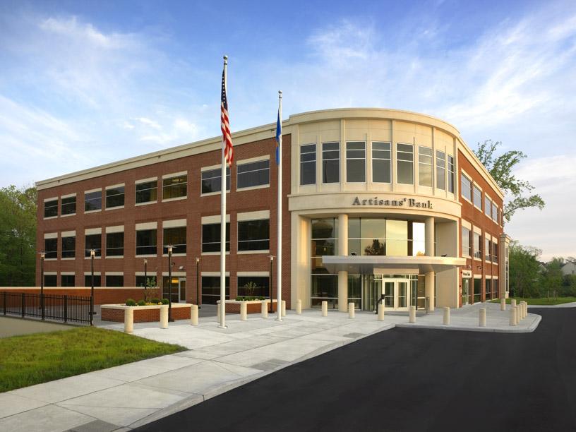 Artisan's Bank Headquarters