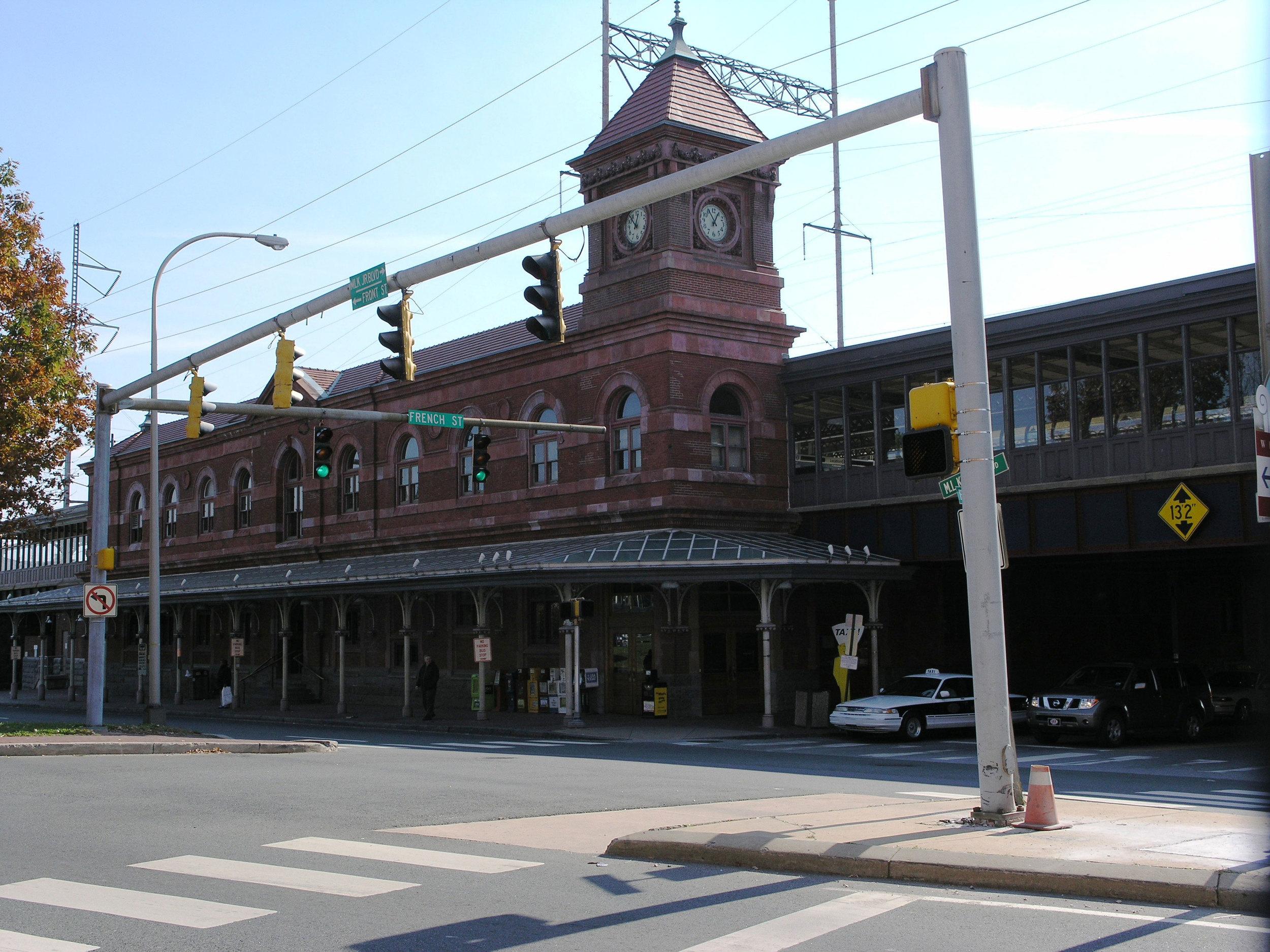 Amtrak Wilmington Train Station