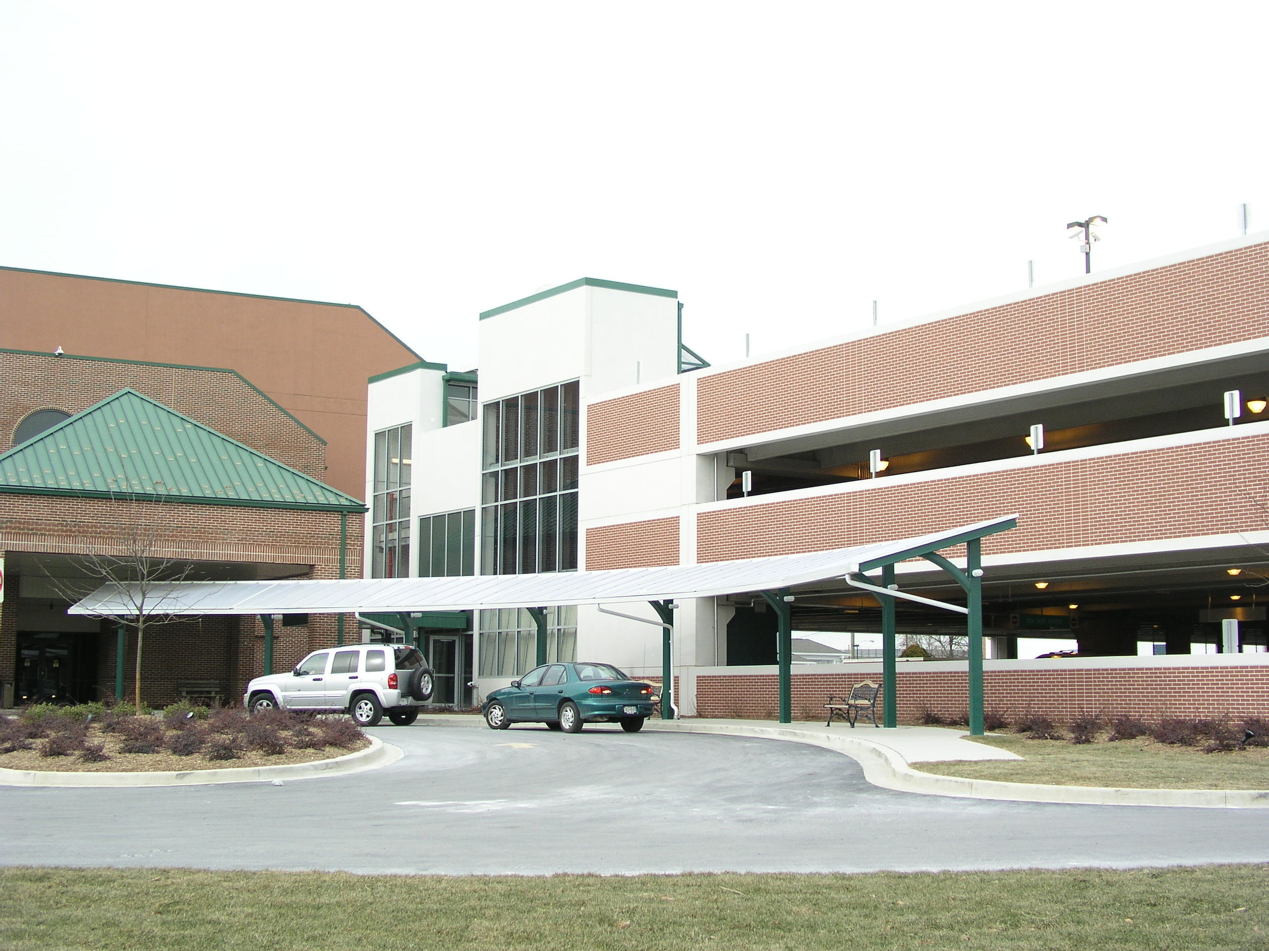 Union Hospital Parking Garage