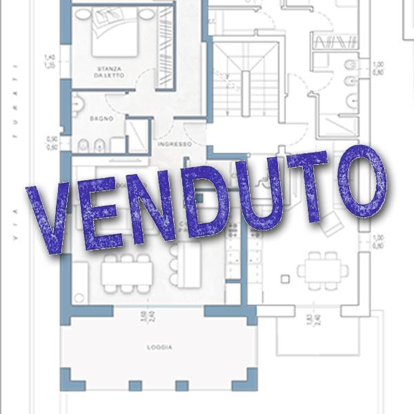 Quadrilocale A2 - piano PRIMO -