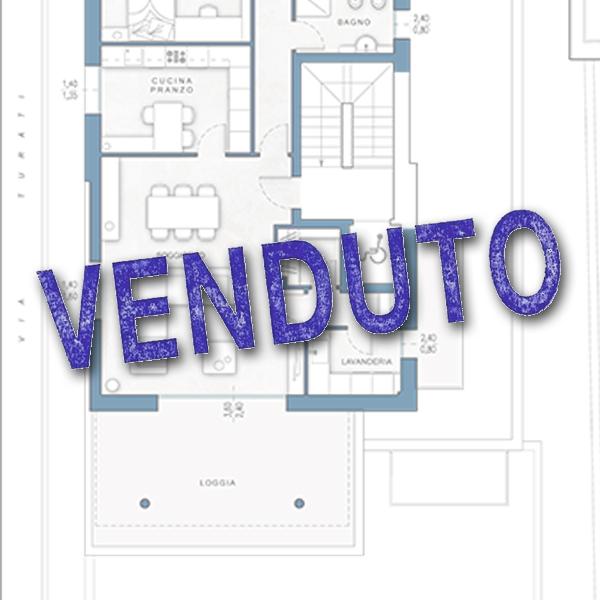 Attico A5 - piano terzo -
