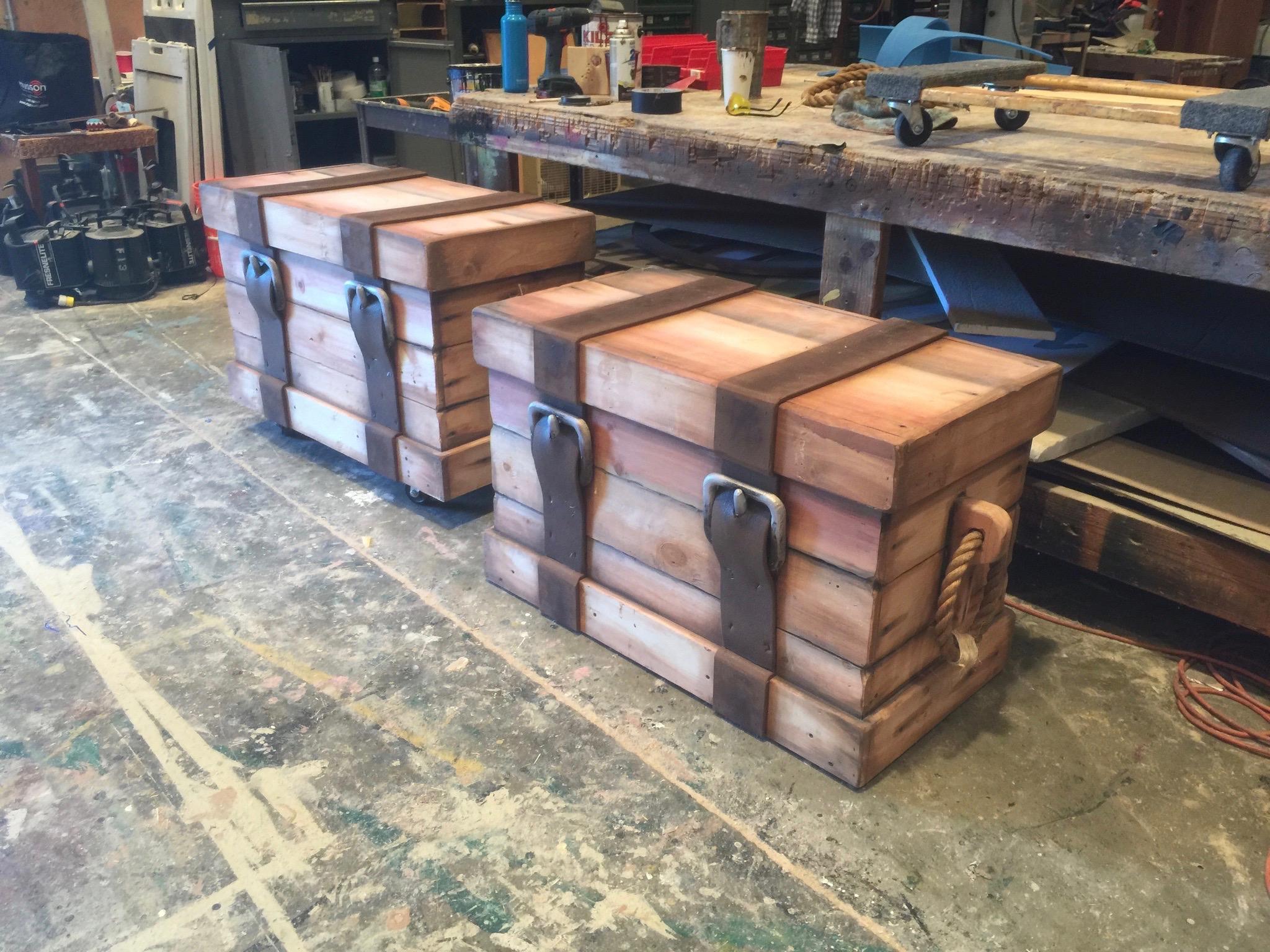 Matching Starstuff trunks