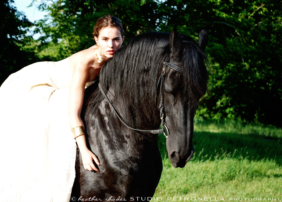 %22a girl and her horse%22 7 © 2015 heather rhodes studio petronella all rights reserved.jpg