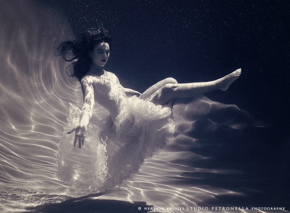 underwater pink 2 bw © 2015 heather rhodes studio petronella all rights reserved .jpg