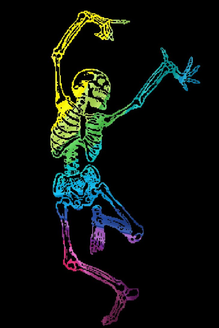 http://thelastflowerchild.deviantart.com/art/Rainbow-Skeleton-II-214436566