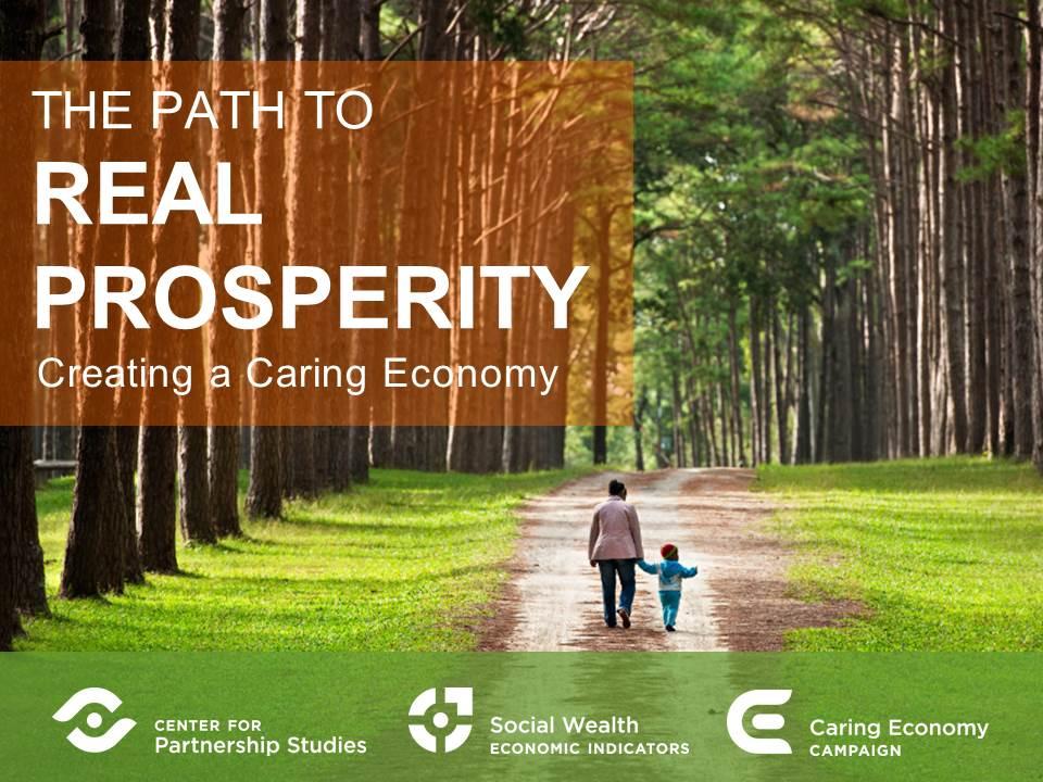 The Caring Economy Advocates Program