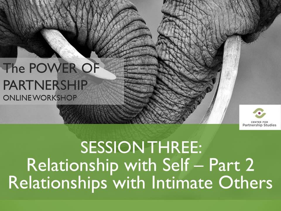 The Power of Partnership Program