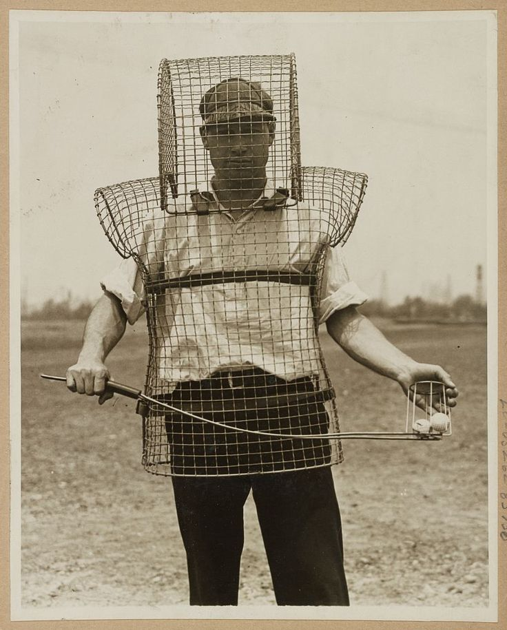 another great invention from the world of golf.