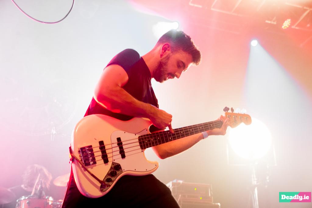 Enemies band live gig last