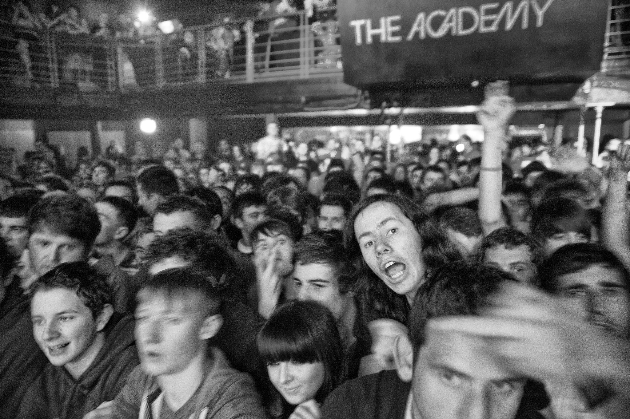 Crowd at OFWGKTA