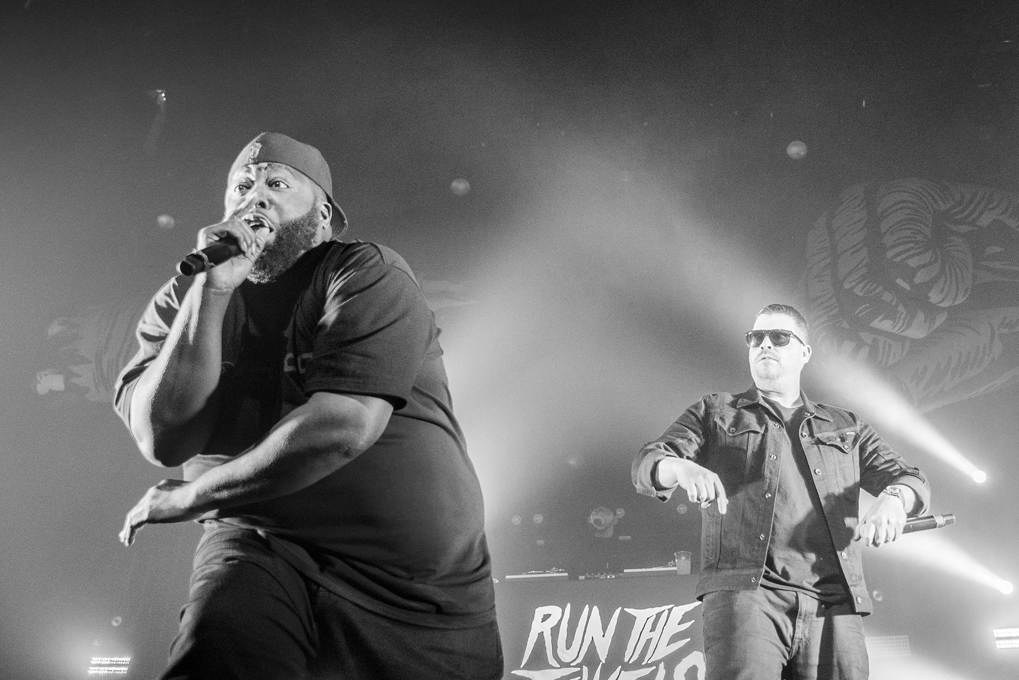 RTJ Dublin photos
