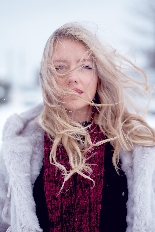 ireland dublin portrait model blonde