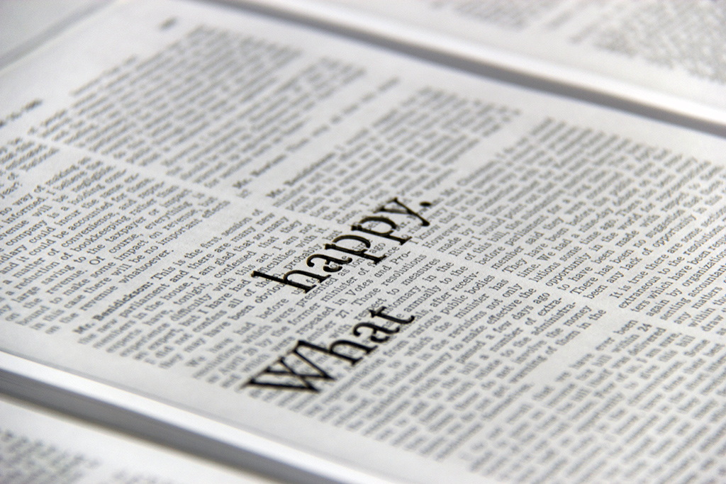 House of Commons Debates, First Session, for public viewing (2018), the Banff Centre for Arts and Creativity, March 2018. Photo by Alex Farko.