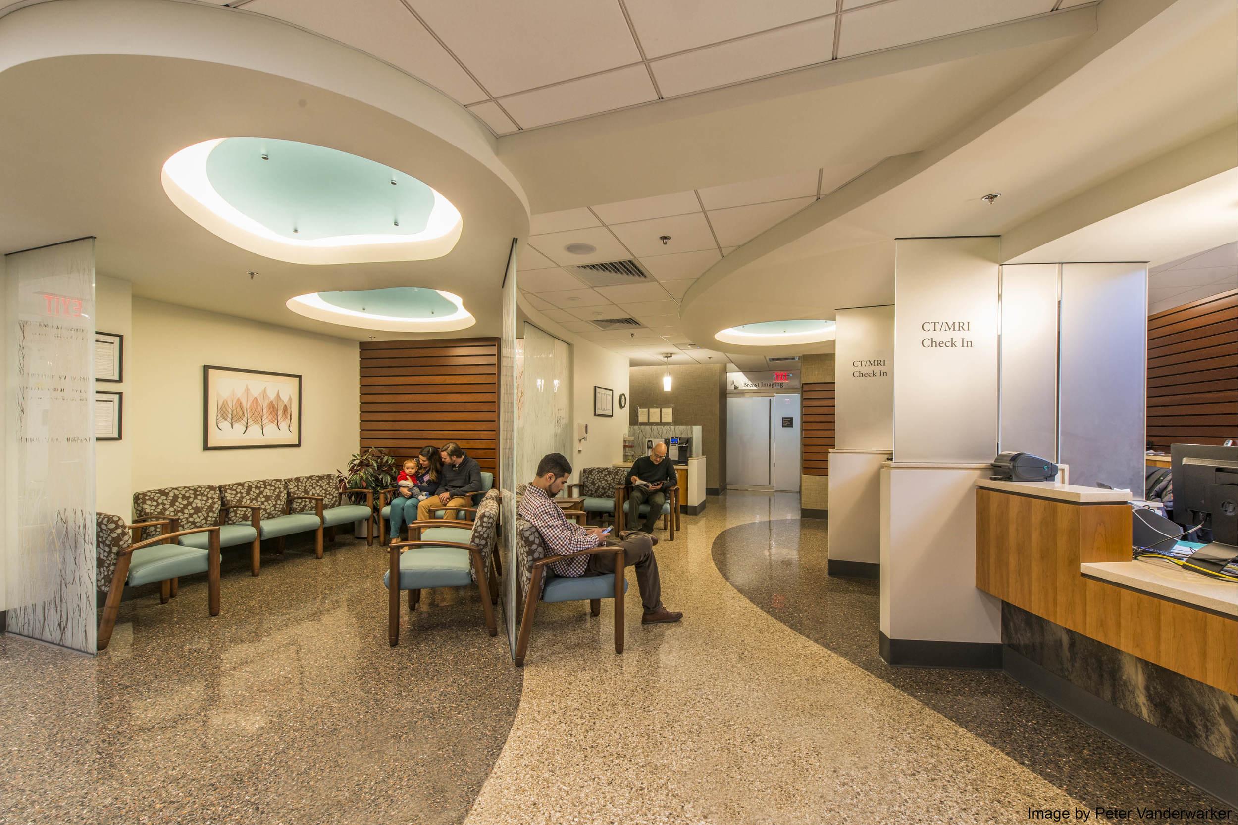 Main Reception Area